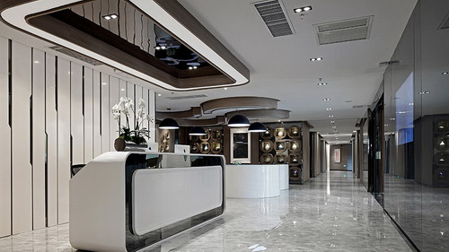 東海商業中心 - 尖沙咀 hk office design
