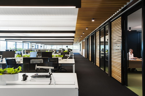 辦公室設計圖參考 - office design & build case study